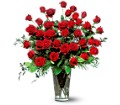 Three Dozen Red Roses in Metairie LA Villere's Florist