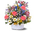 Jubilee Basket in Hollywood FL Al's Florist & Gifts