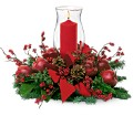 Heavenly Hurricane Bouquet in Fredonia NY Fresh & Fancy Flowers & Gifts