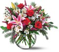 Holiday Happiness in Evansville IN Cottage Florist & Gifts