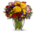 Brighten Your Day in Vancouver BC Downtown Florist