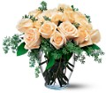 White Roses in Boynton Beach FL Boynton Villager Florist