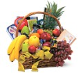 Gourmet Fruit Basket in Sayville NY Sayville Flowers Inc