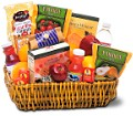 Healthy Gourmet Basket in Sayville NY Sayville Flowers Inc