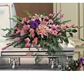 Triumphant Casket Spray in Little Rock AR Tipton & Hurst, Inc.