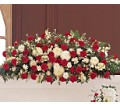 Hope and Honor Casket Spray in Oklahoma City OK Array of Flowers & Gifts