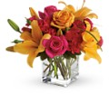 Teleflora's Uniquely Chic in Davenport IA Flowers By Jerri