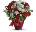 Holiday Splendor in San Clemente CA Beach City Florist