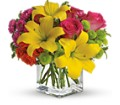 Teleflora's Sunsplash in Reno NV Bumblebee Blooms Flower Boutique