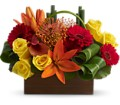 Teleflora's Bamboo Getaway in Grand Falls/Sault NB Grand Falls Florist LTD