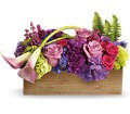 Teleflora's Ticket to Paradise in New York NY Fellan Florists Floral Galleria