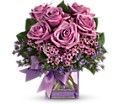 Teleflora's Morning Melody in Hilton NY Justice Flower Shop