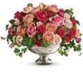 Queen's Court by Teleflora in San Diego CA Eden Flowers & Gifts Inc.