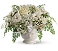 Teleflora's Napa Valley Centerpiece in Ambridge PA Heritage Floral Shoppe