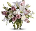 Isn't It Romantic in New York NY Fellan Florists Floral Galleria