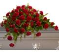 Adoration Casket Spray in Oklahoma City OK Capitol Hill Florist and Gifts