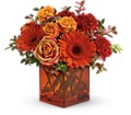 Teleflora's Sunrise Sunset in Washington, D.C. DC Caruso Florist