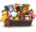 Grande Gourmet Fruit Basket in Sayville NY Sayville Flowers Inc