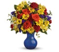 Teleflora's Three Cheers for You! in Vancouver BC Davie Flowers