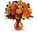 Teleflora's Forever Fall in Bayonne NJ Blooms For You Floral Boutique