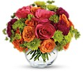 Teleflora's Smile for Me in Fredonia NY Fresh & Fancy Flowers & Gifts
