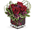 Teleflora's Sweet Thoughts Bouquet with Red Roses in Vancouver BC Davie Flowers
