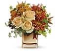 Teleflora's Autumn Romance Bouquet in Drayton ON Blooming Dale's