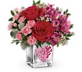 Teleflora's Young At Heart Bouquet in Edmonton AB Petals For Less Ltd.