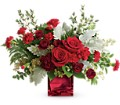 Rich In Love Bouquet by Teleflora in Springfield MA Pat Parker & Sons Florist