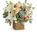 Teleflora's Desert Sunrise Bouquet in Eugene OR Rhythm & Blooms