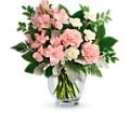 Teleflora's Whisper Soft Bouquet in Alvin TX Alvin Flowers
