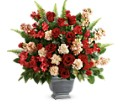 Teleflora's Bold Tribute Bouquet in South Surrey BC EH Florist Inc