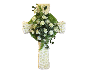 Celtic Cross in Waterbury CT, The Orchid Florist