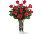 Teleflora's Hearts and Roses Bouquet in Salt Lake City UT, Especially For You