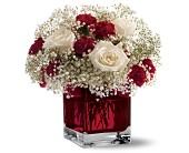 Teleflora's Roxanne Bouquet in Edmonton AB, Petals For Less Ltd.