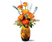 Teleflora's Leaves of Fall Bouquet in Salt Lake City UT, Especially For You