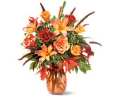 Fall Grandeur in flower shops MD, Flowers on Base