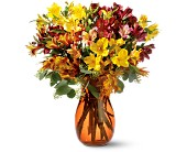 Alstroemeria Brights in San Clemente CA, Beach City Florist