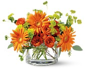 Teleflora's Fiery Fun in San Clemente CA, Beach City Florist