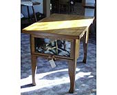 Barrister Bookend Library Table $849 in Grand Rapids MN, Shaw Florists