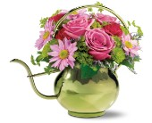Teleflora's Green Thumb Bouquet in New Britain CT, Weber's Nursery & Florist, Inc.