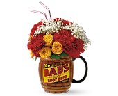 Rootin' for Dad Bouquet by Teleflora in Shoreview MN, Hummingbird Floral