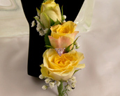 Boutonniere in Woodbridge VA, Lake Ridge Florist