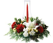 Luminous Holidays in San Clemente CA, Beach City Florist