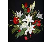 Premium Holiday Mix (Red and White) in Dallas TX, Z's Florist