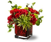 Teleflora's Ruby Chartreuse in Paris ON, McCormick Florist & Gift Shoppe
