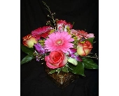 *WEEKLY SPECIAL* Spring Cylinder Mix in Dallas TX, Z's Florist