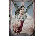 Heavenly Angel Tapestry in Johnstown PA, Schrader's Florist & Greenhouse, Inc
