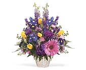 Spring Explosion in Big Rapids MI, Patterson's Flowers, Inc.