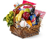 Home Run Basket in Hollywood FL, Al's Florist & Gifts
